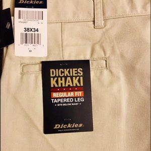 Men's Dickie's Khaki Pants